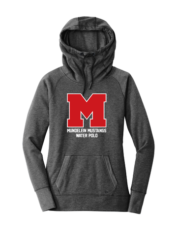 MHS Boys Waterpolo Tri-blend Hoodie (Womens)