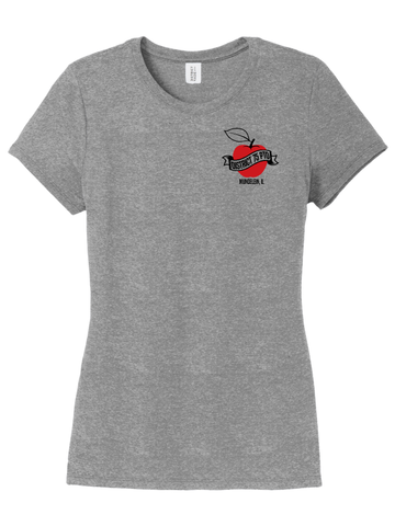 District 75 PTO Ladies Triblend Tee