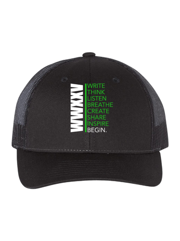 Writers Week Snapback Hat
