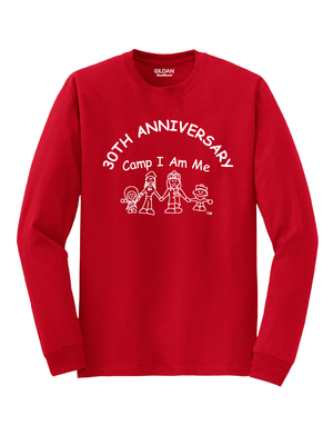 IFSA Unisex Softstyle Long Sleeve Tee 30th Anniversary