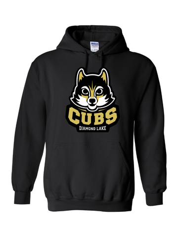 Diamond Lake Cubs Hoodie (Multiple Colors Available)