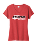 Stampede Ladies V-Neck T-Shirt