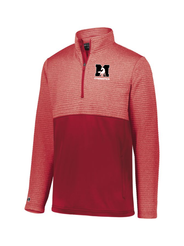 MHS Gymnastics 3D Regulate Pullover
