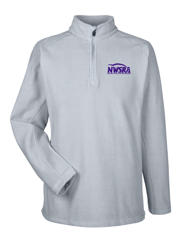 NWSRA FULL TIME STAFF Adult Cool & Dry Quarter-Zip Microfleece