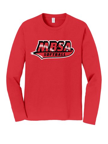 MBSA Softball Long Sleeve T-Shirt