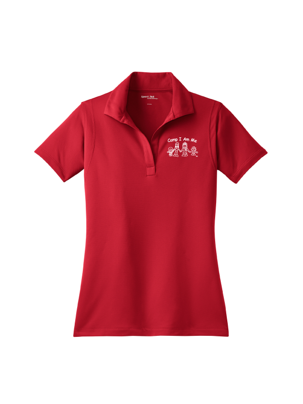 IFSA Ladies Sport-Wick Polo Camp Logo