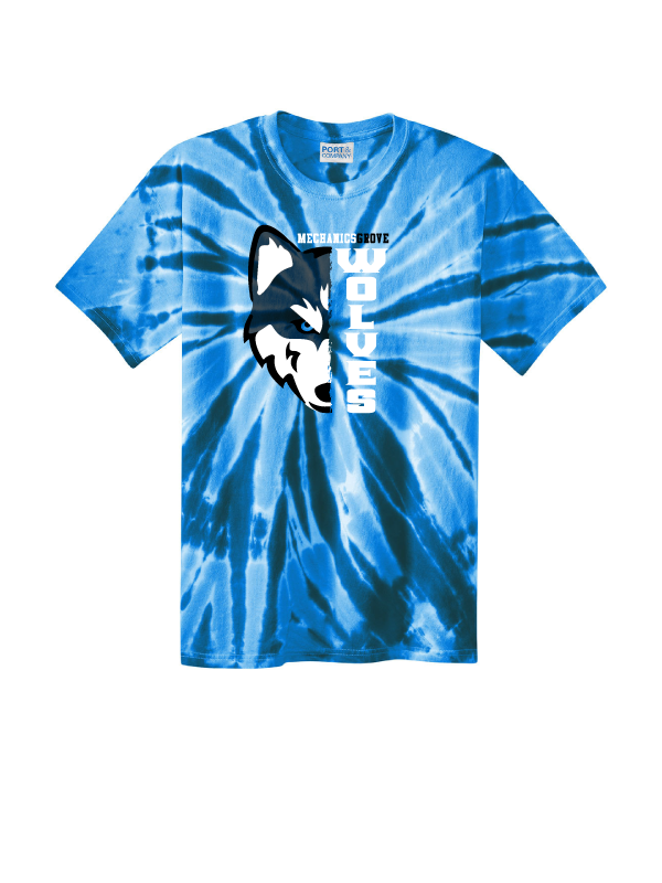 Mechanics Grove Tie-Dye T-Shirt