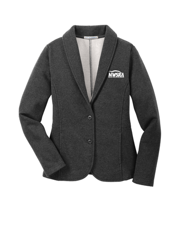 NWSRA FULL TIME STAFF Ladies Fleece Blazer
