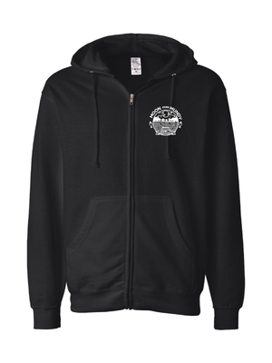 Moon Over Mundy Pullover Full-Zip Hoodie (Multiple Colors Available)