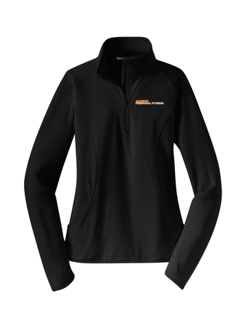 Achieve Personal Fitness Ladies Quarter Zip