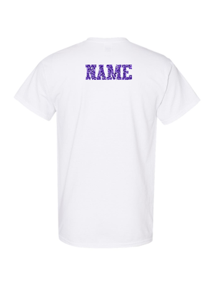Wauconda Cheer White T-Shirt (Youth & Adult)