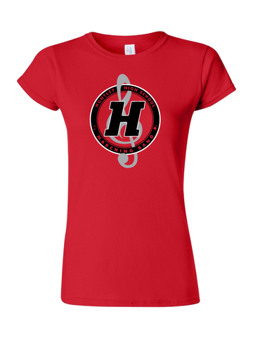 HHS Marching Band Ladies Tee