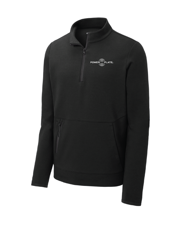 Power Plate Triumph 1/4-Zip Pullover