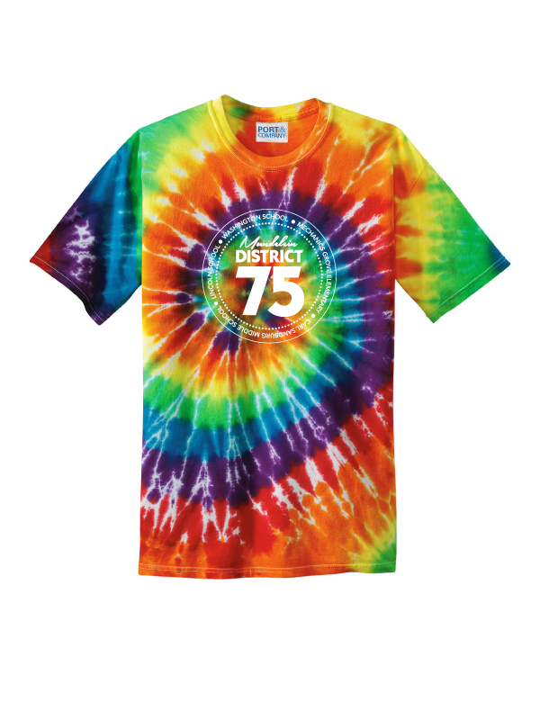 District 75 Tie-Dye T-Shirt