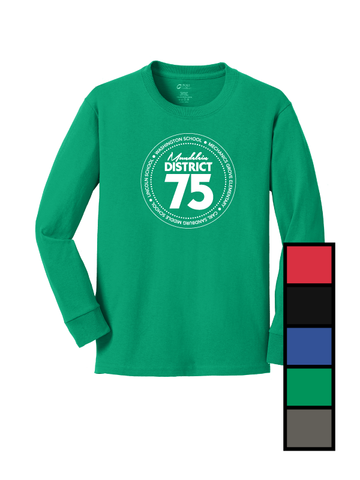 District 75 Long Sleeve T-Shirt