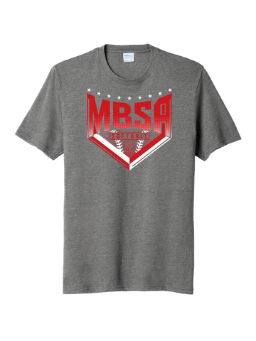 MBSA Softball T-Shirt