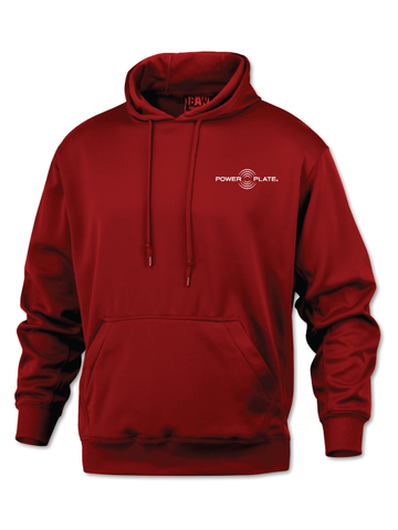 Power Plate Performance Hoodie