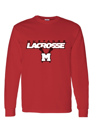 MHS Lacrosse Long Sleeve T-Shirt