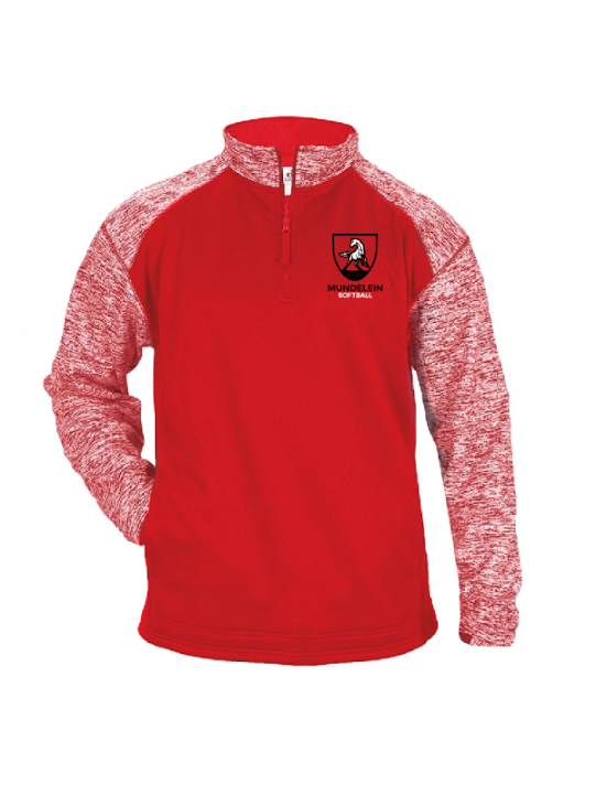 MHS Softball 1/4 Zip