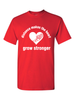 "New Trier XC ""Go Red for Women"" Tee"