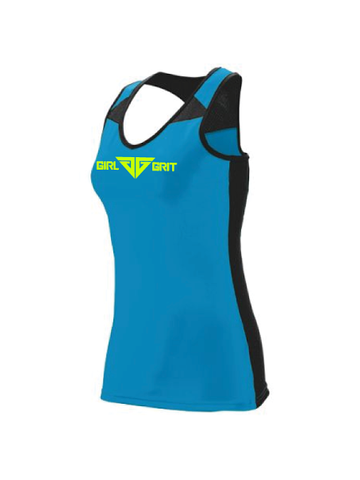 GIRL GRIT LADIES ZENTENSE TANK