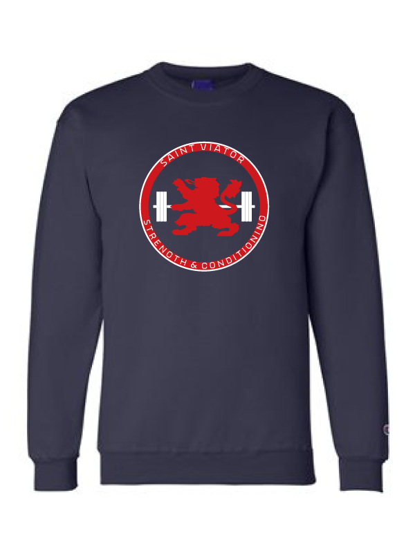Saint Viator Strength Fall 2020  ATTAIN WICKING RAGLAN LONG SLEEVE TEE ADULT