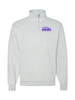NWSRA FULL TIME STAFF 1/4 ZIP CADET COLLAR SWEATSHIRTS (UNISEX)
