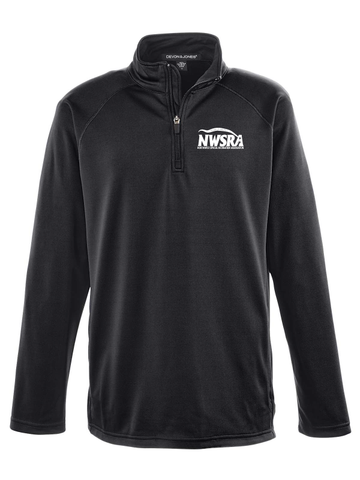NWSRA FULL TIME STAFF  Men's Stretch Tech-Shell® Compass Quarter-Zip