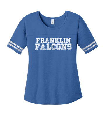 FRANKLIN STAFF Women's Scorecard Tee