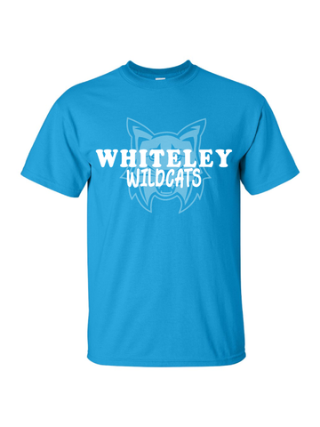 WHITELEY WILDCATS Heavy Cotton T-Shirt