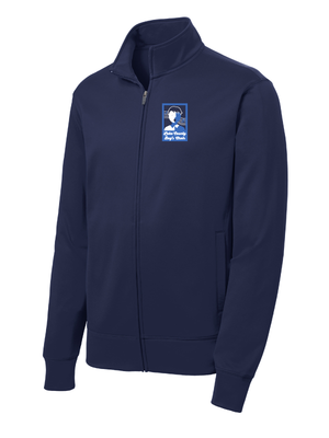 LAKE COUNTY BOYS CHOIR  Sport-Wick® Fleece Full-Zip Jacket (ADULT AND YOUTH)