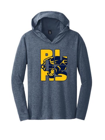 RLHS STAFF Men's Perfect Tri ® Long Sleeve Hoodie