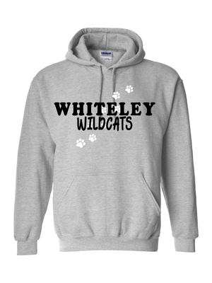 WHITELEY PAW Heavy Blend Hooded Sweatshirt
