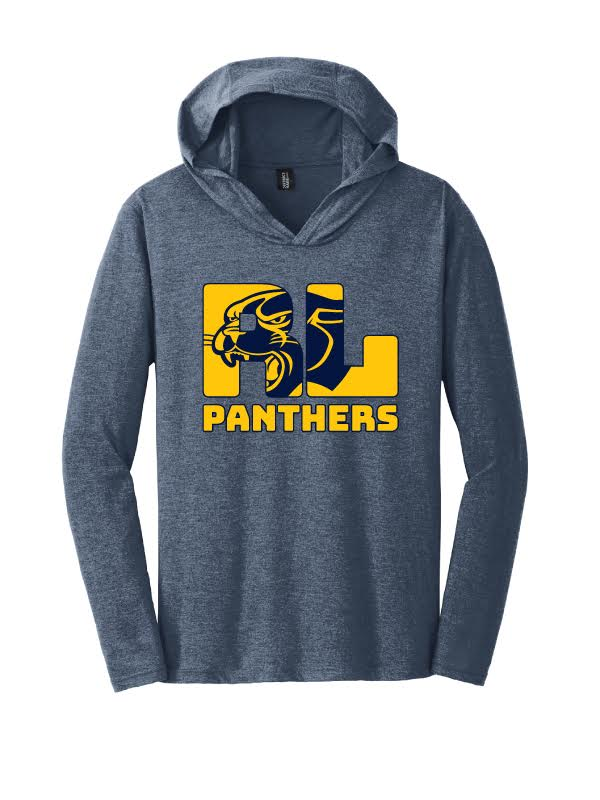 Round Lake HS BOOSTERS Men's Perfect Tri ® Long Sleeve Hoodie