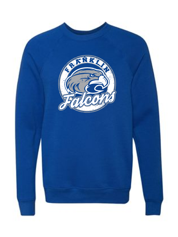 Franklin School Staff Crewneck Sweatshirt ADULT