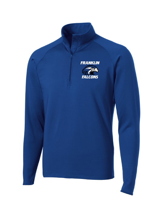 Franklin School  MEN'S Sport-Wick Stretch 1/2-Zip Pullover