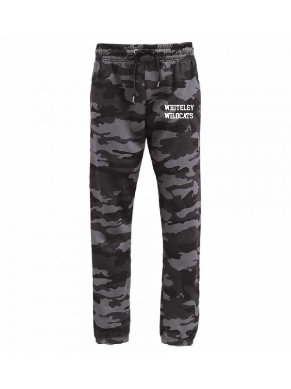 WHITELEY ADULT CAMO JOGGER