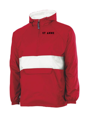 ST ANNE Charles River Striped Pullover   *ADULT*