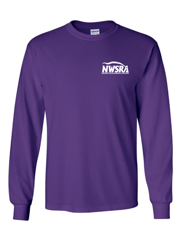 NWSRA Part Time Staff Unisex Cotton Long Sleeve Tee