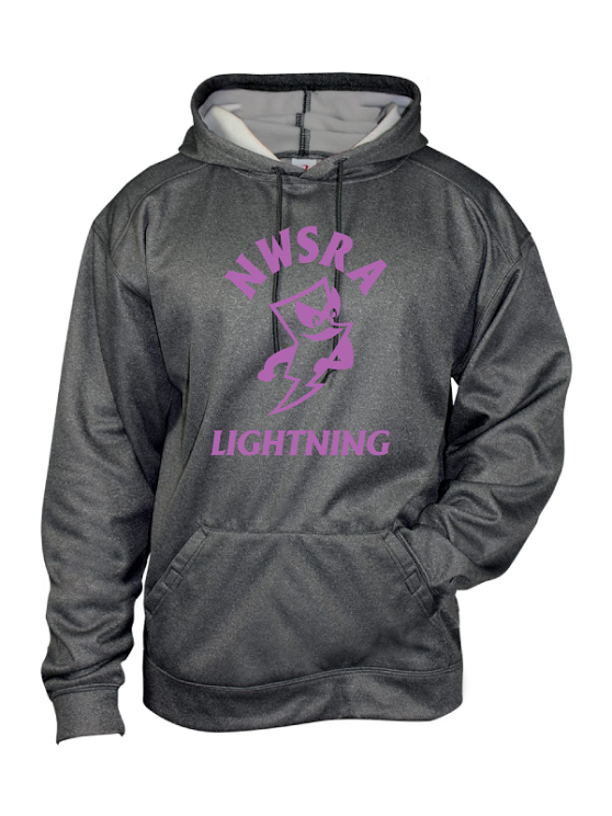 NWSRA LIGHTNING PERFORMANCE SWEATSHIRT