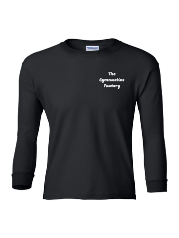 THE GYMNASTICS FACTORY HEAVY COTTON TEE   *ADULT AND YOUTH*