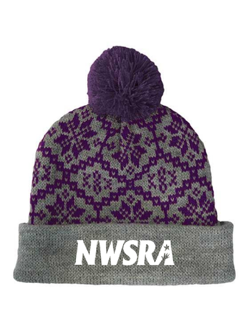NWSRA FULL TIME STAFF SNOWFLAKE BEANIE (EMBROIDERY)