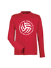 ST ANNE BOYS VOLLEYBALL YOUTH LONG SLEEVE PERFORMANCE TEE