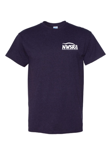 NWSRA Part Time Staff Unisex Heavy Cotton Tee