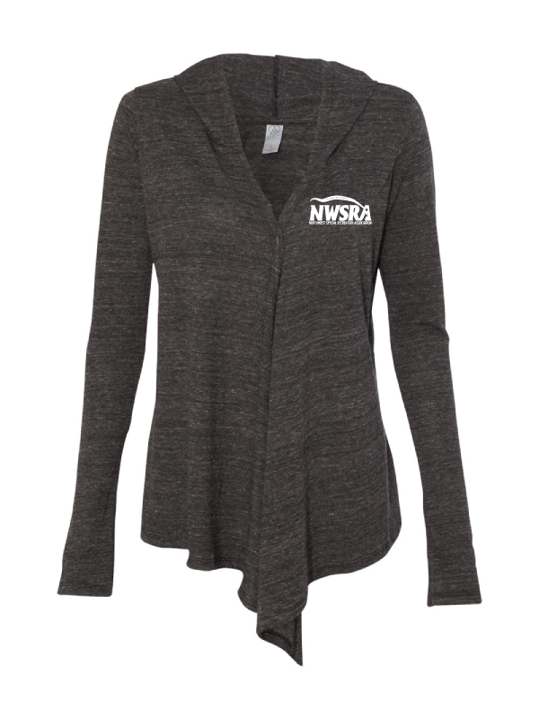 NWSRA FULL TIME STAFF Ladies' Eco-Jersey™ Warm-Up Wrap