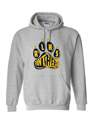 Round Lake HS BOOSTERS Heavy Blend Hooded Sweatshirts UNISEX