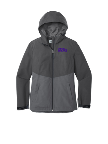 NWSRA FULL TIME STAFF  Ladies Tech Rain Jacket