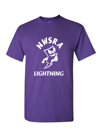 NWSRA LIGHTNING ULTRA COTTON TEE