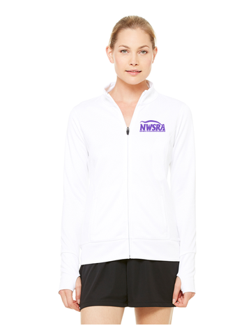 NWSRA FULL TIME STAFF  Ladies' Lightweight Jacket