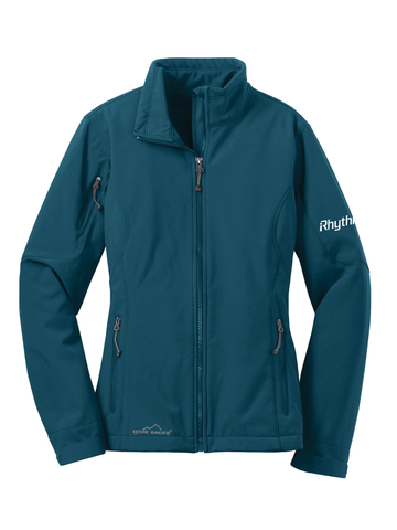 iRHYTHM Eddie Bauer®  LADIES Soft Shell Jacket